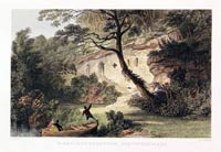 Warkworth Hermitage, Northumberland