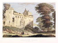Linlithgow Palace, Edinburgh