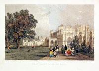 Eaton Hall, Chester 1837