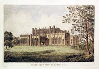 Eaton Hall, Chester, George Batenham c,1829