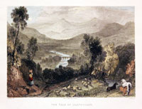 Vale of Llangllen Denbighshire
