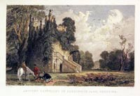 Doddington Park, T. Allom / J. Lewis, 1836