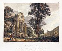Vale Crucis Abbey Denbighshire