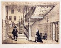 Principal Staircase, Hatfield, Hertfordshire