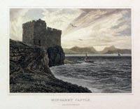 Mingarry Castle, Argyleshire