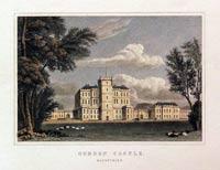 Gordon Castle, Banffshire