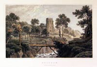 Ruabon, Denbighshire