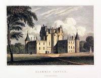 Glammis Castle, Forfarshire