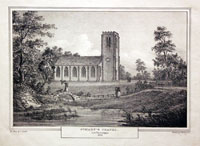 Mary's Chapel, Harrogate, c.1832