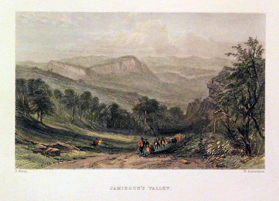 Jamieson's Valley, Victoria Australia