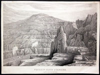 Old Slate Quarries at Penrhyn