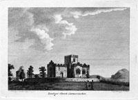Church at Llandegai