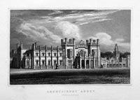 Abercairney Abbey, Perthshire