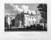 Cortachy Castle, Perthshire