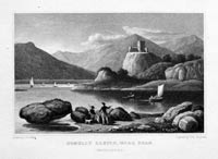 Dunolly Castle near Oban