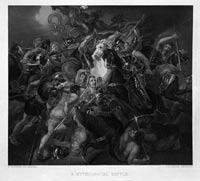 Mythological Battle