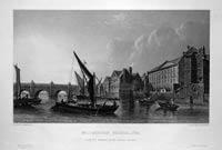 Westminster Bridge 1745