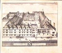 Exeter College, Pieter van der Aa
