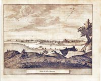 Kelso, Pieter van der Aa