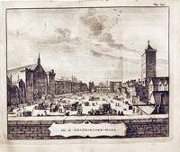 Westminster Hall, Pieter van der Aa