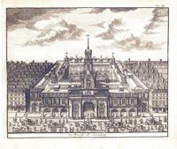 Royal Exchange, Pieter van der Aa