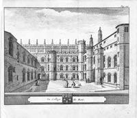 Kings College, Pieter van der Aa
