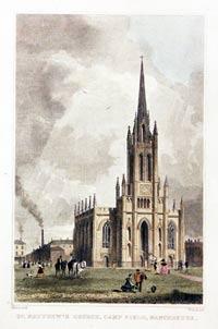 St. Matthews, Manchester