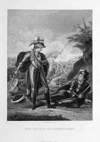 Battle of Shrewsbury, Rigaud