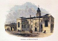 Bluecoat School, Chester 1857
