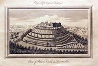 Belvoir Castle, c.1770