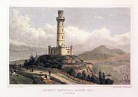 Nelson's Monument, Edinburgh