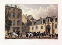 Poste Royale Paris