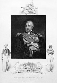 Viscount Exmouth