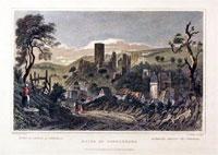 Ruins of Sonnenberg Rhine