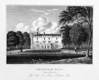 Thurnham Hall Lancashire