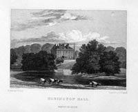 Honington Hall, Warwickshire