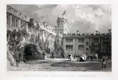 Naworth Castle, Cumberland