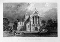 Llanercost Priory, Cumberland