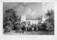 Naworth Castle, Cumberland