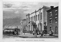 Methodist Chapel, Salford