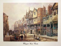 Watergate Street Chester
