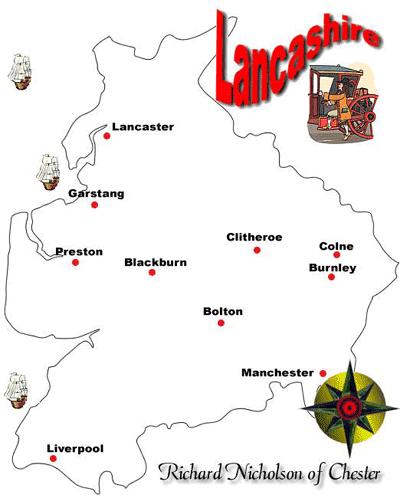Lancashire Towns