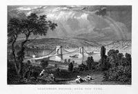 Scotswood Bridge, over the Tyne