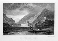 Llanberis Lake, Henry Gastineau