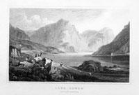 Llyn Ogwen, Henry Gastineau