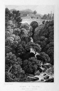 Pont y Glun, Denbighshire
