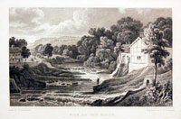 View on the Rhiew, Henry Gastineau